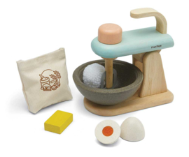 Plantoys Speel Set - Keukenmachine Set