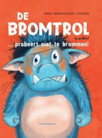 Uitgeverij Veltman De Bromtrol probeert niet te Brommen ! +4jr