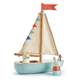 Tender Leaf Zeilboot - Sailaway Boat +3j