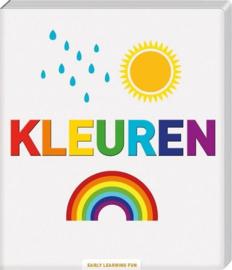 Uitgeverij Imagebooks Factory Kartonboek - Kleuren