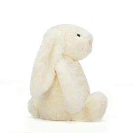 Jellycat Bashful Bunny Cream - Knuffel Konijn (31 cm)