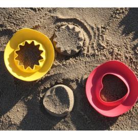 Quut Zand- en Waterspeelgoed - Sunny Love (zon+hartje)
