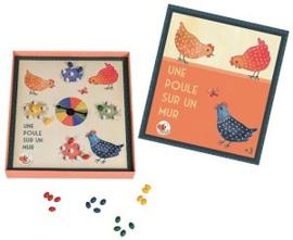 Egmont Toys Spel Een kip op een muur +5jr