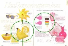 Publicatie - Flair - Leuke Dingen Doen Zomergids - 05/2013