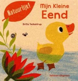 Uitgeverij Veltman Mijn Kleine Eend - Britta Teckentrup