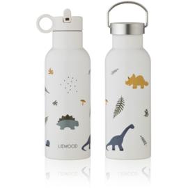 Liewood Neo Waterbottle Drinkfles - Dino Mix (500ml)