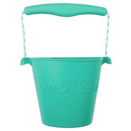 Scrunch Bucket Emmer - Duck Egg Green
