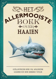 Uitgeverij Gottmer Het Allermooiste boek over Haaien + 8jr