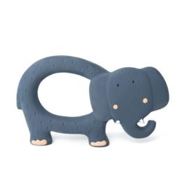Trixie Grijpspeeltje Rubber - Mrs. Elephant