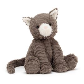 Jellycat Fuddlewuddle Cat - Knuffel Kat (23 cm)