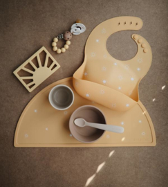 Mushie Placemat Silicone Place Mat - Planets