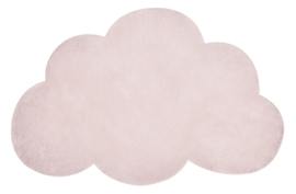 Lilipinso Vloerkleed Wolk - Roze (H0352)