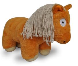 Crafty Pony Paarden Knuffel Chestnut (48 cm) incl. instructieboekje