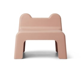 Liewood Harold Mini Chair Mini Stoeltje - Coral Blush