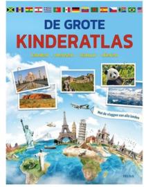 Uitgeverij Deltas De Grote Kinderatlas