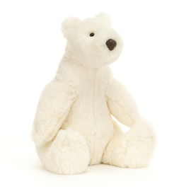 Jellycat Knuffel IJsbeer - Hugga Polar Bear Little (22 cm)