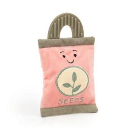 Jellycat Whimsy Garden Seed Packet - Knuffel Zaadpakketje