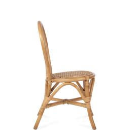 KidsDepot Kinderstoel Ava Rotan - Naturel