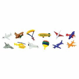 Safari Speelfiguren Toob Set - Voertuigen in de Lucht