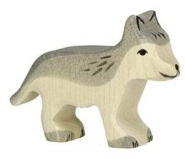 Holztiger Wolf - Welp (80110)