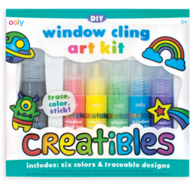 Ooly Raamstickers Maken Creatibles - DIY