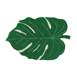 Lorena Canals Vloerkleed - Monstera Leaf
