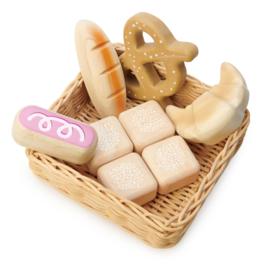 Tender Leaf Markt Mandje Brood - Bread Basket +3j