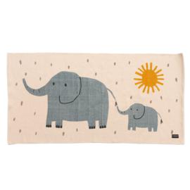 Roommate Vloerkleed Elephant - Olifant