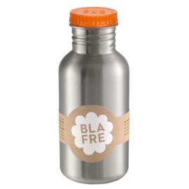 Blafre Drinkfles RVS - Oranje (500ml)