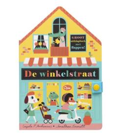 Uitgeverij Gottmer Winkelstraat - Ingela P Arrhenius