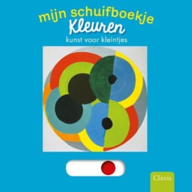 Uitgeverij Clavis Schuifboekje - Kleuren +2jr