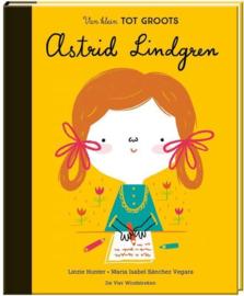 Uitgeverij Vier Windstreken Van Klein tot Groots - Astrid Lindren +6jr