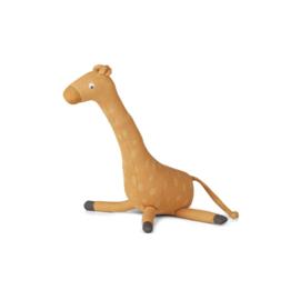 Liewood Knuffel Giraf - Gitte Giraffe Mustard (50 cm)