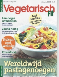 Publicatie - Vegatarisch Fit - 04/2014