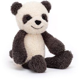 Jellycat Woogie Panda - Knuffel Panda Beer
