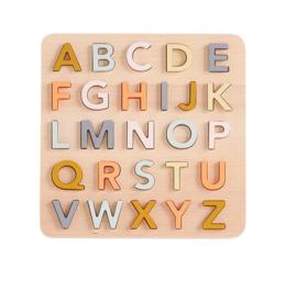 Kids Concept Puzzel - ABC