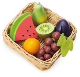 Tender Leaf Markt Mandje Fruit - Fruity Basket +3j