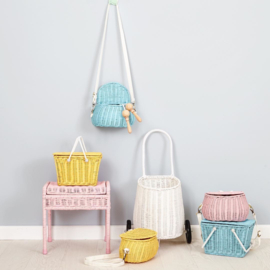 Olli Ella Luggy Basket - Mint