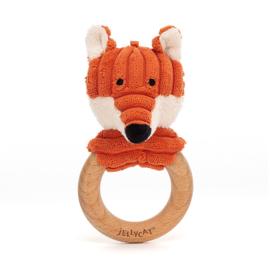 Jellycat Cordy Roy Baby Fox Rammelaar - Vos