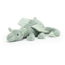 Jellycat Knuffel Draak - Sage Dragon