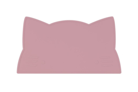 We Might Be Tiny Placemat Kat - Dusty Rose