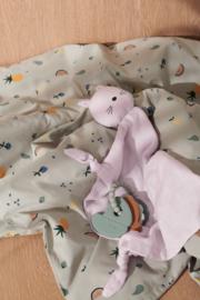 Liewood Gro Babylift Babynest - Fruit Dove Blue