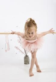Lilipinso Ballerina Petit Danseuse Etoile - Muursticker (S1133)