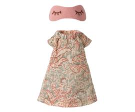 Maileg Mum Mouse Nightgown - Mama Muis Nachtjapon (2021)
