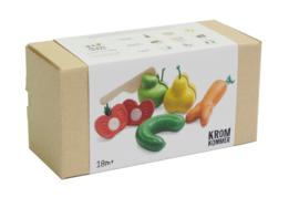Plantoys Houten Snijfruit en Groente - Kromkommer