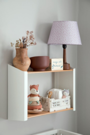 Sebra Embrace Shelf Single - Classic White