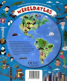 Uitgeverij Veltman Wereldatlas - Oldrich Ruzicka + 8jr