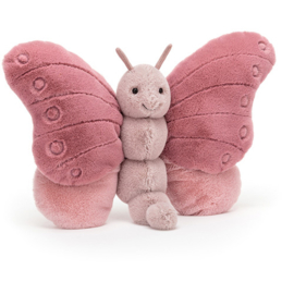 Jellycat Knuffel Vlinder - Beatrice Butterfly (20 cm)