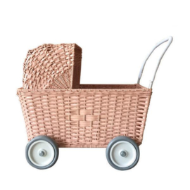 Olli Ella Strolley - Rose (poppenwagen en winkelwagen)