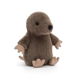 Jellycat Nippit Knuffel Mol - Mole (13 cm)
